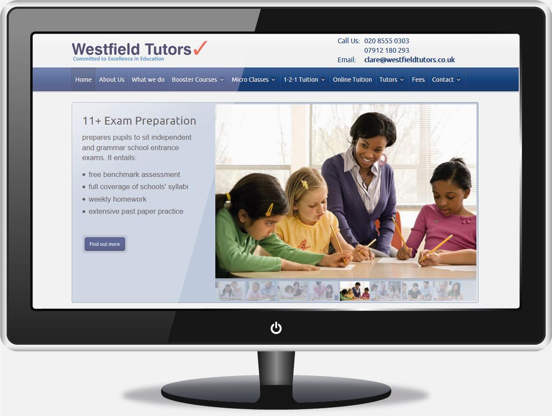World Class Online Tutoring, Just A Click Away.